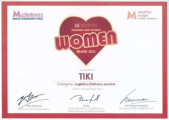 Women Brand Award