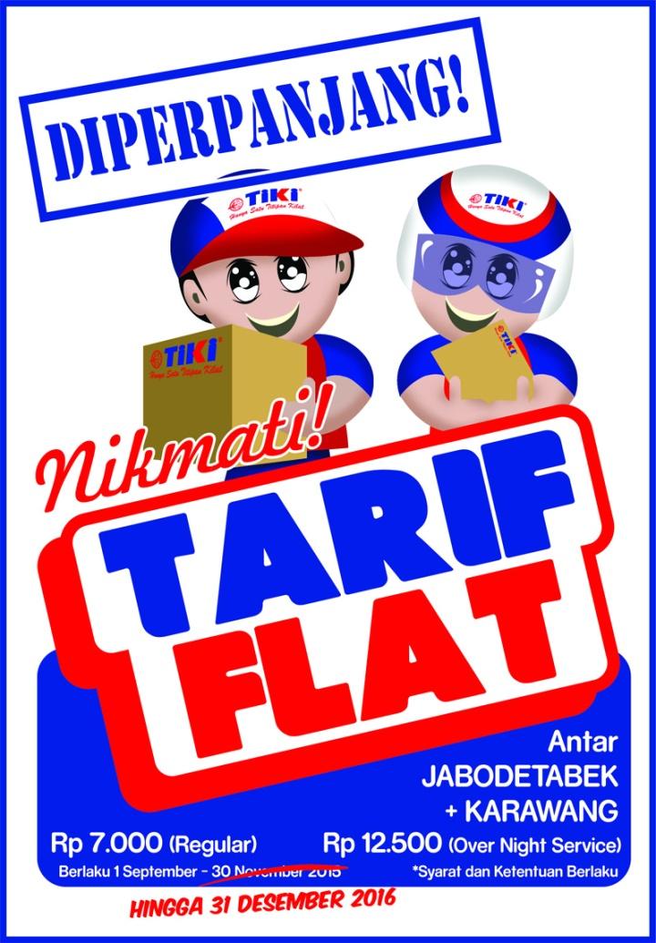 tarif flat 31 des